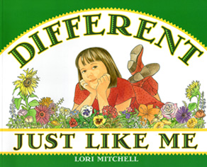 "libro ""Different Like Me"""